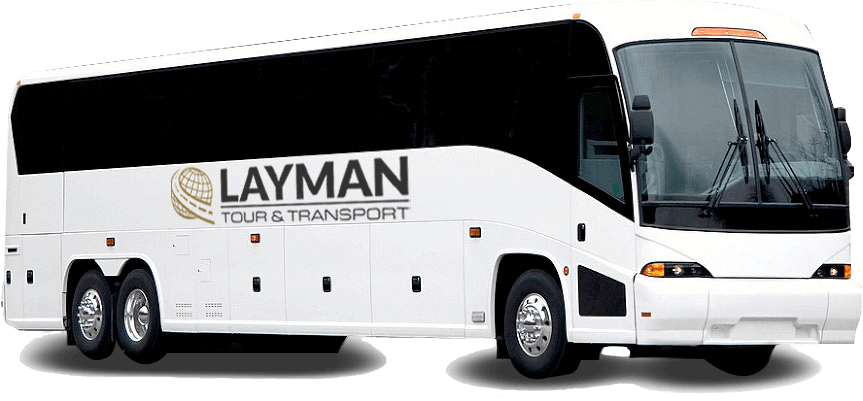 56 Best Buses Images On Pinterest: Charter Bus Layman®: Top-Rated Bus Rental Service Toronto
